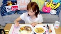 吃货木下:海胆鲜奶油炖饭!《中文字幕》