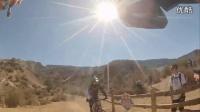 视频: 极限运动-红牛山地车极限速降赛,红牛就是疯狂的代表