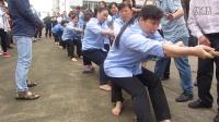 """最有力的女子队 博宣公司女子队勇夺县总工会举行的""""五一国际劳动节""""拔河赛15连冠"""