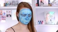 Alice in Wonderland Caterpillar MakeupCosplay Tu