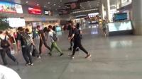 20160501西双版纳嘎洒机场送机 鹿晗