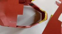 07(龙骨及下巴安装)免裁剪6代钢铁侠头盔制作教程