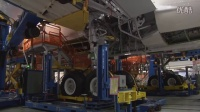 波音787-9梦想客机组装全过程