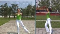 中学生广播体操舞动青春