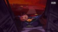 愤怒的小鸟万圣节动画片_标清