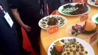 2016春季郑州餐饮交流会 泌阳香菇宴得好评
