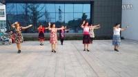 坊子区九龙街办北流村广场舞之《火火的姑娘》