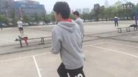 篮战征途 上海球探谢雅虹4.24-石波