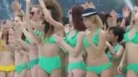 2016長隆水上樂園萬人比基尼 Bikini girls