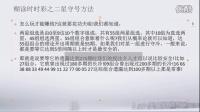 视频: 【必学技巧】糊涂时时彩第十五讲二星守号方法3