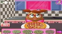 【黎明之龙】土豆姑娘做比萨