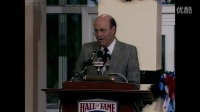 Joe Garagiola delivers Ford C. Frick Award speec