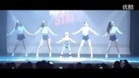 韩国7岁小萝莉与韩女团齐舞,整个世界都萌化了_高清