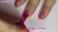 [指甲彩繪]透明果凍感美甲1