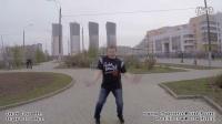 俄罗斯最早的一批霹雳舞者,虽然已经四五十岁了,但还能跳上一段!