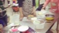 水果慕斯&培根玉米披萨蓝麦讲课日志4.21雪山蛋糕黄金卷
