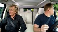 【戈登深夜秀 - 拼车卡拉OK真人秀】Rod Stewart & A$AP Rocky Carpool Karaoke