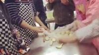 蓝麦技术肉松面包卷-奶酪面包-江米条 蓝麦讲课日志4.19