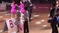 2016CBDF中国杯巡回赛(上海站)业余14岁A组L决赛恰恰【VIP】姚佳言