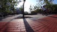 视频: 2Dodgy - Quaker State - Ride PA BMX