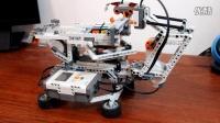 科技制作:乐高机器人解魔方高清视频