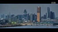 2012年亚洲城市各地首都东京首尔北京上海人物车流灯光夜