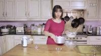 视频 草莓戚风蛋糕【曼达小馆】下午茶系列 第5集