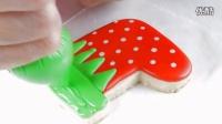 分享篇-- HANIELA制作的圣诞靴糖霜饼干