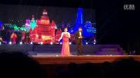 宇欣艺术中心:郭宇校长与青年女高音歌唱家许迪娜演唱原创作品《欢腾的冰雪节》(庆祝哈尔滨解放70周年《哈尔滨礼赞》大型文艺演出)。