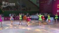 2016年咸阳第七届国际标准舞体育舞蹈全国公开赛女子少年7-12岁单人四项组决赛恰恰