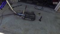 视频: 看国外牛人是如何用自行车改装漂移车的