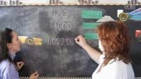 干果故事:英语口语学习Lesson 16 - Hundred, Thousand and Million