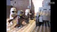 乐高二战电影Lego ww2 Battle of Hürtgen (With Original Sounds)
