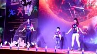 SOS轮滑社团俱乐部轮舞 儿童 兔子舞