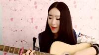 吉他弹唱 鹿晗 (我们的明天)