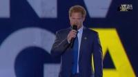 哈里王子、米歇尔·奥巴马在2016年国际残疾军人运动会开幕式上的致辞
