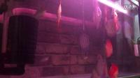 七彩神仙鱼喂食自制汉堡方法分次喂食
