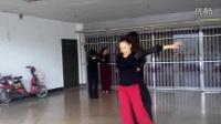 永城老城美女和新城美女的2014abc三步踩套路展示