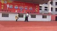 海南州中学2016年高二3班语文课本剧《解放,解放》