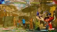 Street Fighter V - Chun Li (Gerald_Tiger) vs F.a.n.g (planetangent)
