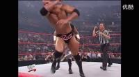 【中文解说】WWE罗门伦斯pk奸神之王!罗曼雷恩斯