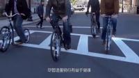 U智能:超快速!自行车可在60秒内变身成电动脚踏车