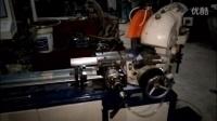 45°自动送料切管机特别适合切铜管。铝管,超薄铝管,不锈钢管,塑料管,和铁管,