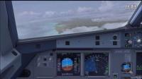 模擬飛行FSX-A321高雄到松山(中文解說)
