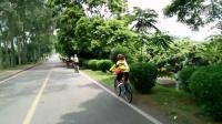 苍狼骑兵团东城沙生态公园徒步志愿骑行活动 2016.5.15