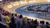视频: 【场地自行车】联合标准1小时世界纪录:54.526公里(Bradley Wiggins)