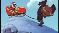 布兰迪和他的怪物 20  和怪物一起庆祝圣诞节