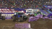 Monster Jam - FOX Sports 1 Cleatus in East Ruthe