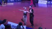 2016年中国体育舞蹈公开赛(上海站)B组L决赛桑巴郭杨 杨惠岚