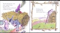 三只小猪英语故事 美国儿童英语USA Kids English 最强线上 早教专家